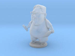 IT Guy V.2 in Smooth Fine Detail Plastic