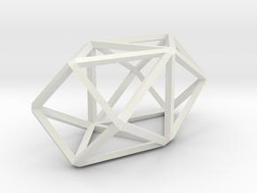 Estructura modular in White Natural Versatile Plastic