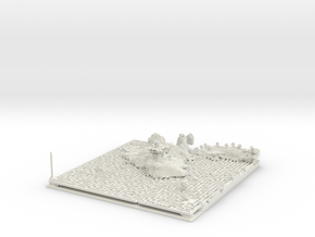 maze draft in White Natural Versatile Plastic