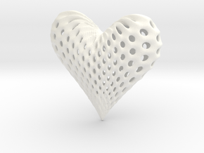 oh my heart ! in White Processed Versatile Plastic