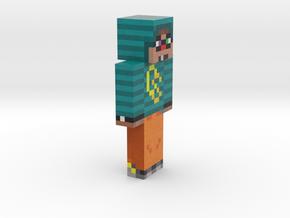 6cm | ChimneySwift in Full Color Sandstone