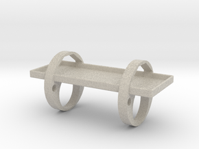 Igniter Mini™ Chassis in Natural Sandstone