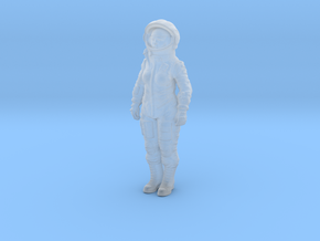 Valentina Tereshkova 14 cm in Smooth Fine Detail Plastic
