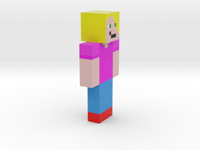 6cm | miniXrabbe in Full Color Sandstone