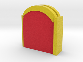 Juke Box Iphone Speaker  in Full Color Sandstone