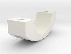 lampenhalter vorne unten in White Natural Versatile Plastic