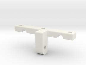 sattelhalter oben in White Strong & Flexible