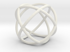 torus sphere in White Strong & Flexible