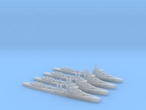 Le Brestois (L'Adroit class) 1/2400 x4 in Smooth Fine Detail Plastic