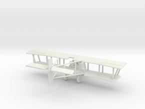 1/144th Voisin III / Voisin 3 in White Natural Versatile Plastic