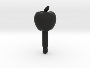 Apple Headphone Jack Accessory in Black Strong & Flexible