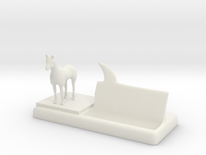 Products tagged business card holder shapeways 3d printing horse business card holder colourmoves
