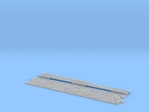 0537 Komplettset G2 Rillengleis in Smooth Fine Detail Plastic