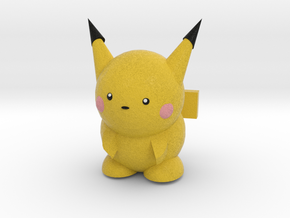 Pikachu in Full Color Sandstone