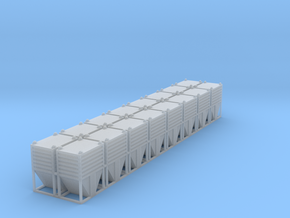 Dolomite Container Set - Nscale in Frosted Ultra Detail