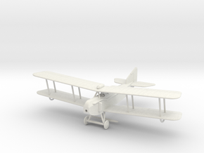 1/144 Armstrong Whitworth FK8 in White Natural Versatile Plastic