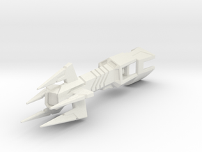 TFP deluxe (FE) Starscream left blaster in White Natural Versatile Plastic