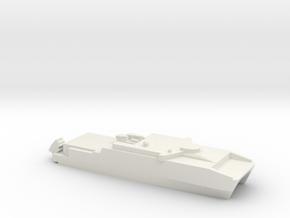 Spearhead 1:1800 in White Natural Versatile Plastic