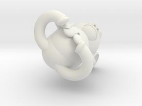 apegear ape01 in White Natural Versatile Plastic