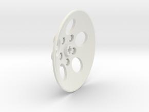 Countach Rimcover in White Strong & Flexible