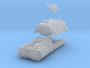 MG144-HE002B Turma Multirole Vehicle (Command) in Smooth Fine Detail Plastic