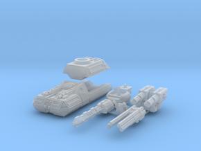 MG144-HE002C Turma Multirole Vehicle (Medium Tank) in Smooth Fine Detail Plastic