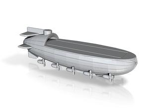 Fantasy aerial carrier in White Natural Versatile Plastic