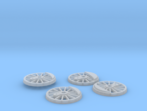 15F Drivers in Smooth Fine Detail Plastic