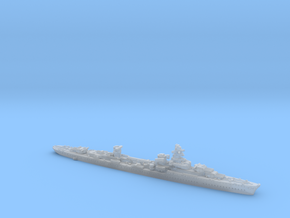 1/1800 MN CL Emile Bertin [1942; pre-US refit] in Smooth Fine Detail Plastic
