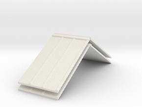 R1 25 Roof X 2  in White Strong & Flexible