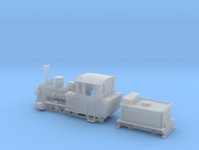 BR 99 3351-53 der MPSB in H0f (1:87) in Smooth Fine Detail Plastic