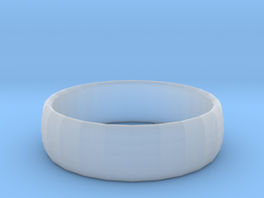 1001 facets braclet in Smooth Fine Detail Plastic