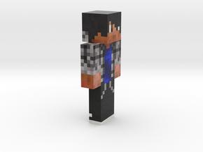 6cm | Block_Head_18 in Full Color Sandstone
