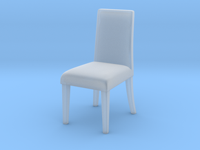1:10 Scale Model - Chair 03 in Smooth Fine Detail Plastic