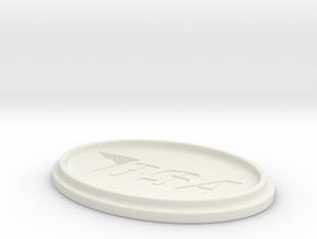 StandSpreader in White Natural Versatile Plastic