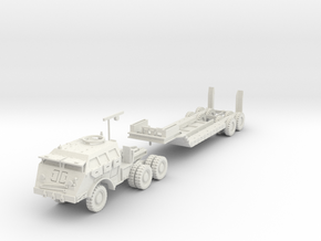 FW02 M25 Dragon Wagon (1/100) in White Natural Versatile Plastic