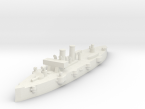Cincinnati 1:1800 x1 in White Natural Versatile Plastic