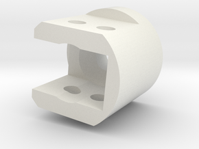 Load Cell Idler Shaft Adapter Mar 2012 in White Strong & Flexible