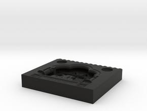 BSA Device Diarama in Black Strong & Flexible