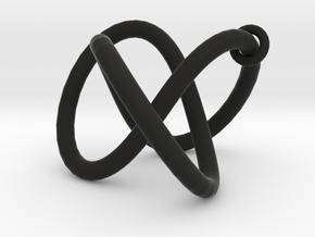 Endless movement - all materials in Black Natural Versatile Plastic