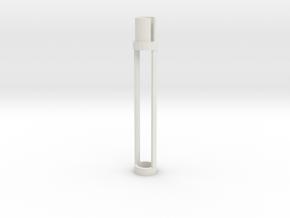 neutrik with barrel in White Strong & Flexible