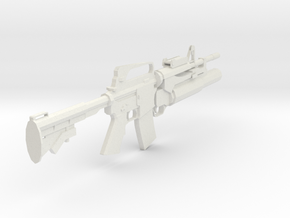 M4203 large in White Strong & Flexible