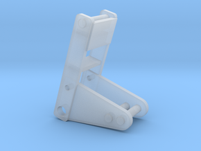Handle in Smooth Fine Detail Plastic
