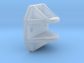 Bracket in Smooth Fine Detail Plastic
