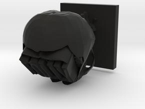 Folly Skull in Black Strong & Flexible
