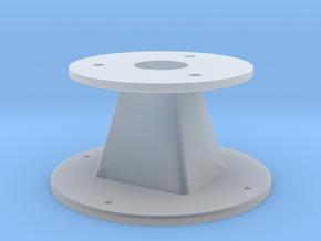 Throat adapter — custom job in Smooth Fine Detail Plastic
