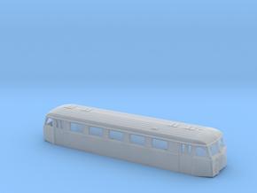 scandia2TT in Smooth Fine Detail Plastic