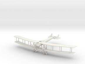 "Gotha Ursinus G.1 ""Production Model"" 1:144th Scale in White Natural Versatile Plastic"