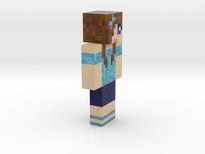 6cm | Miss_Cupcake2 in Full Color Sandstone