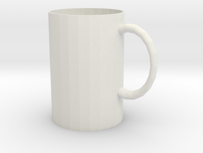 Tasse rund in White Strong & Flexible